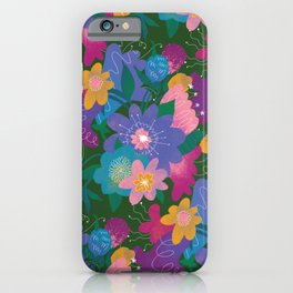 friday flowers iPhone Case