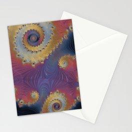 Nebulous - Fractal Art Stationery Cards