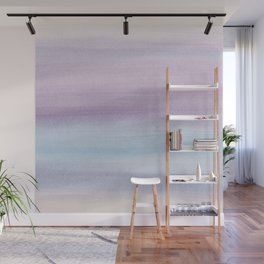 Pastel Watercolor Dream #1 #painting #decor #art #society6 Wall Mural