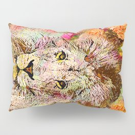 LION AND THE ROSE Pillow Sham