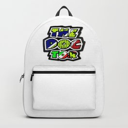 VR Moto GP The Doctor No 46 Backpack