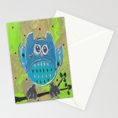 One for the owl Stationery Cards