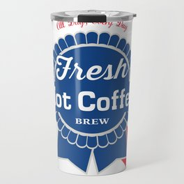 Blue Ribbon Roast Travel Mug