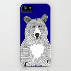 Blue Bear iPhone (5, 5s) Slim Case