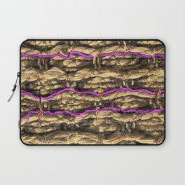Three Pink Strings Laptop Sleeve