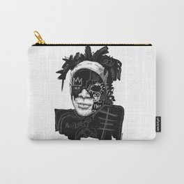 Jean-Michel Basquiat Carry-All Pouch