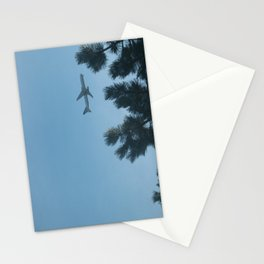 Fly the Friendly Skies Stationery Cards