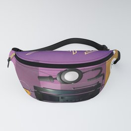 Eighties sound Fanny Pack