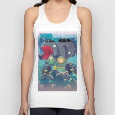 The Eternaut Unisex Tank Top
