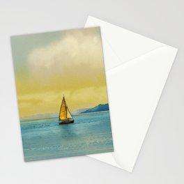 Italian landscape Stationery Cards