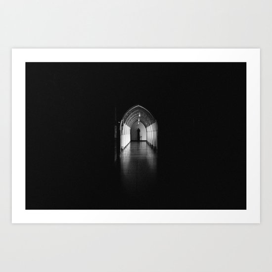 Affligem Abbey Art Print