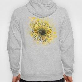 Sun/Flower Hoody