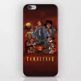 Tombstone iPhone Skin