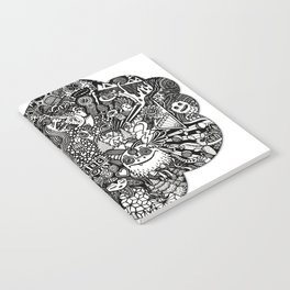 Thought Bubble #2 - BBC on LSD Notebook