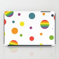 pride iPad Cases featuring Pride by discojellyfish