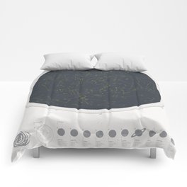 Star Chart Comforters