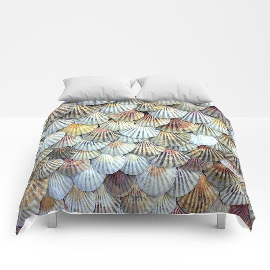 Cockleshell Collection Comforters