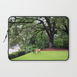 Lovely Spot To View The Sampit River Laptop Sleeve