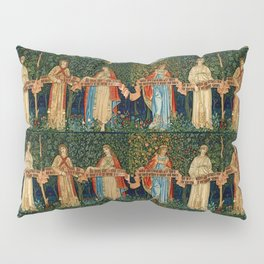 "William Morris, John Henry Dearle ""The Orchard"" Pillow Sham"