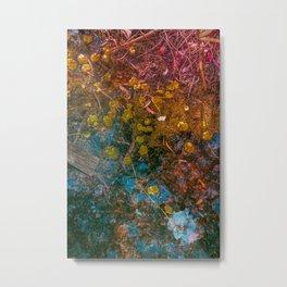 Nature Galaxy  Metal Print