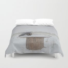 Winter Adventures Duvet Cover