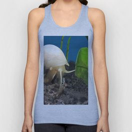 At A Snails Pace Unisex Tank Top