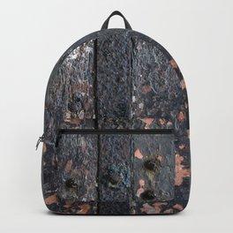 Rusty Fort Door Detail Backpack