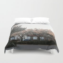 Flower Photography by Veerle Contant Duvet Cover