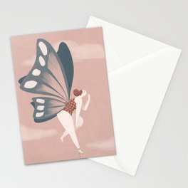 I can't fly Stationery Cards