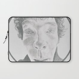 A Disguise Is Always A Self Portrait Laptop Sleeve