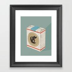 The Letter C Framed Art Print