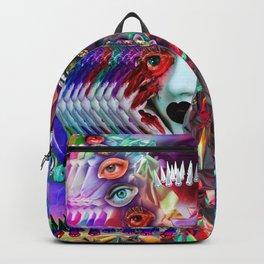 Malibu Screams Backpack