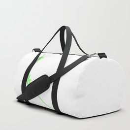 Cancer (Light Green & White Sign) Duffle Bag