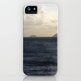 Far and Away iPhone Case