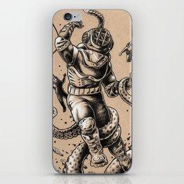 Danger Dive iPhone Skin