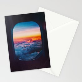 Missed Flight Stationery Cards