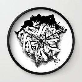 Nervous Wall Clock
