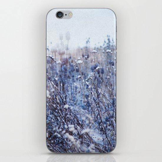 Winter Field 3 iPhone & iPod Skin