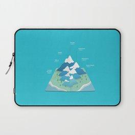 Seven Summits Laptop Sleeve