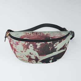 Scorched City Under False Stars Fanny Pack