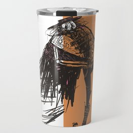skeleton lord mexican style Travel Mug