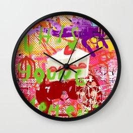 Memory is failing away Wall Clock