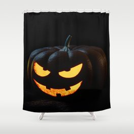 Hallowseve Shower Curtain