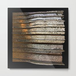 Free Vertical Composition #501 Metal Print