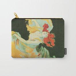 La Loie Fuller Carry-All Pouch