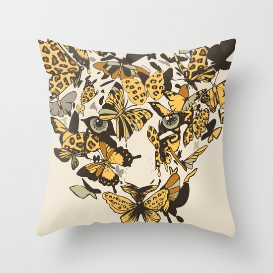 Still Alive Throw Pillow