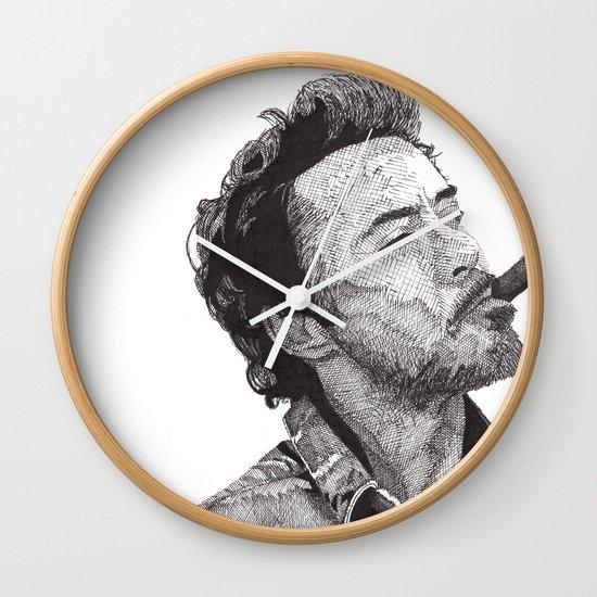 Robert Wall Clock