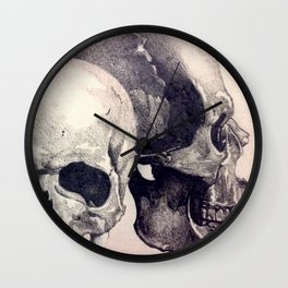 Cromedomes Wall Clock