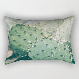 Arizona Cactus III Rectangular Pillow