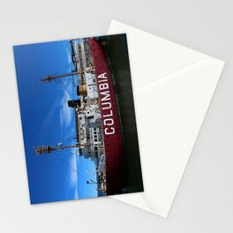 Fireship Columbia Stationery Cards